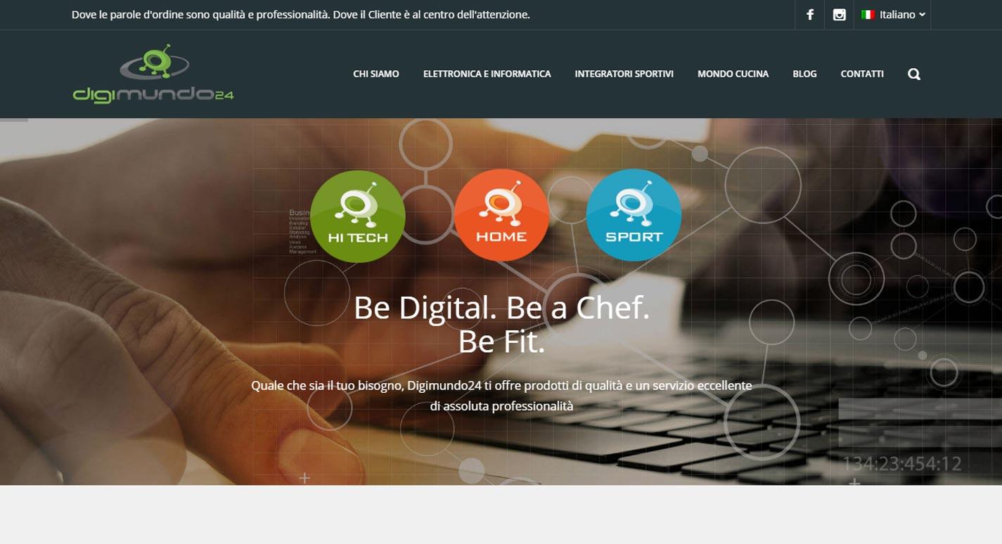 Sito Web Digimundo24