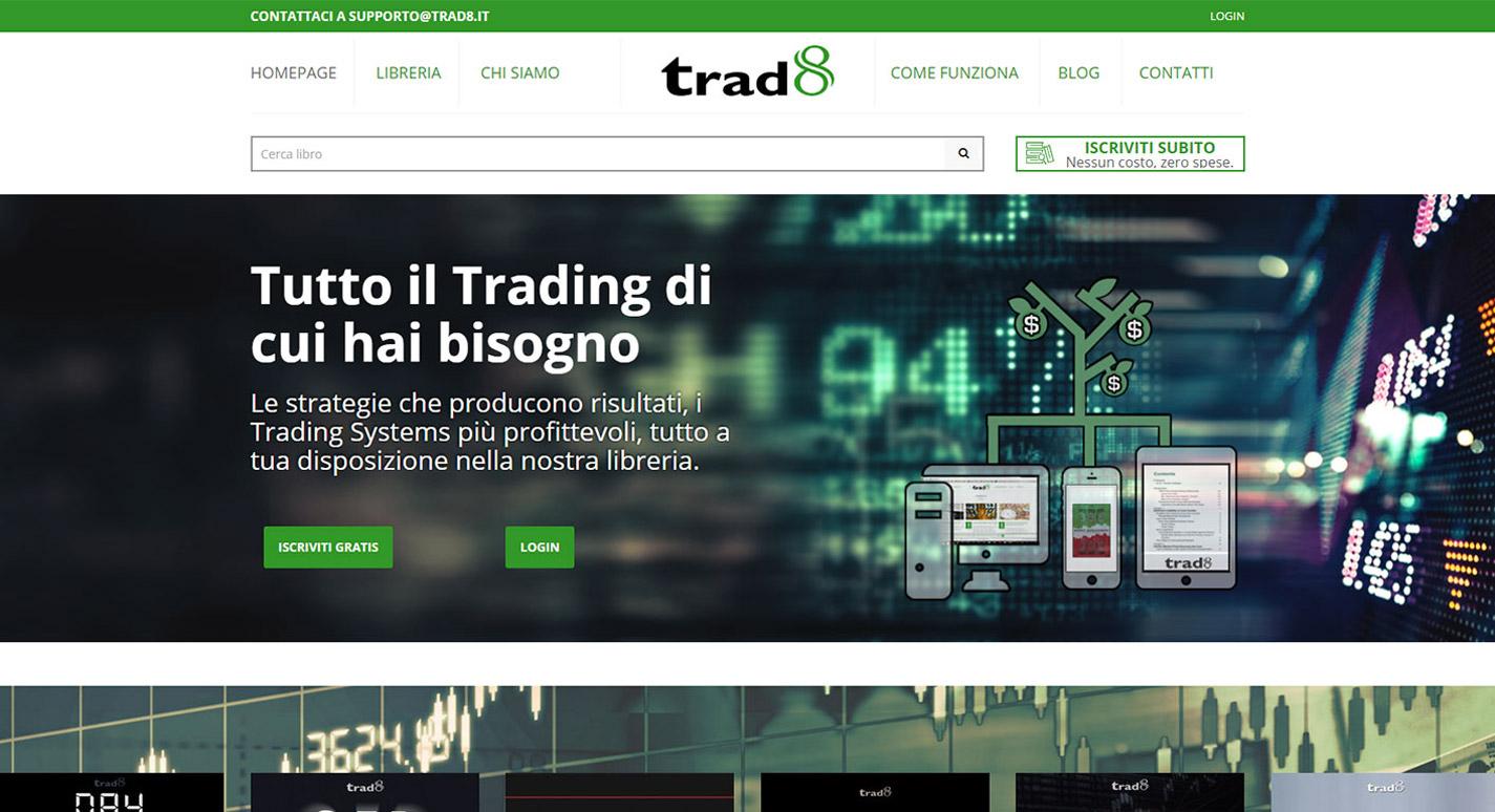 Sito Web Trad8