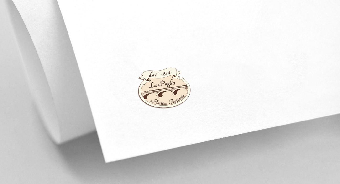 Logo Trattoria La Paglia